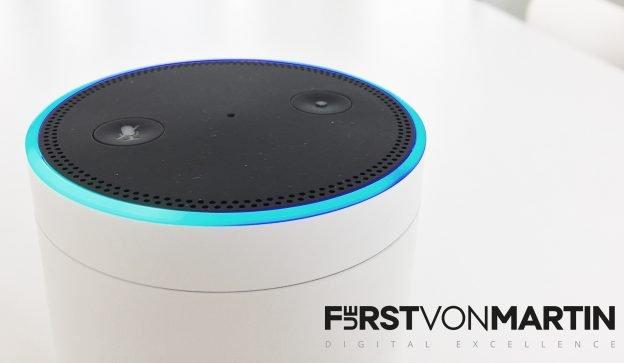 FUERSTVONMARTIN entwickelt Ihren Alexa-Skill