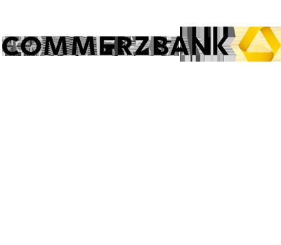 Unternehmenslogo Commerzbank